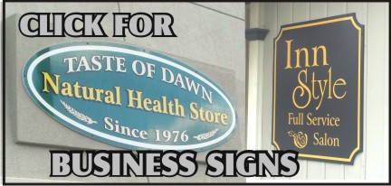 Business Signs NJ